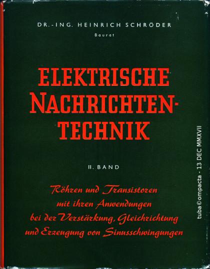 Schröder, Heinrich - ElekNachTech II
