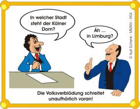 Volksverblödung_Limburg