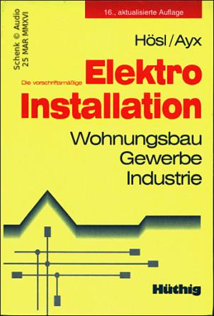 Hösl und Ayx - Elektro-Installation