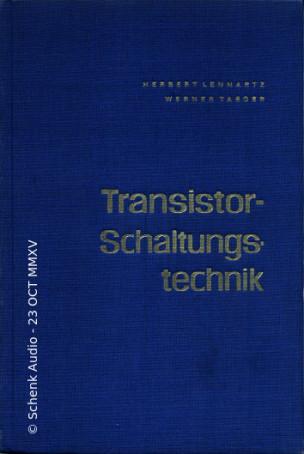 Lennartz und Taeger - Transistor-Schaltungstechnik