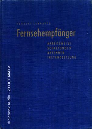 Herbert Lennartz - Fernsehempfänger