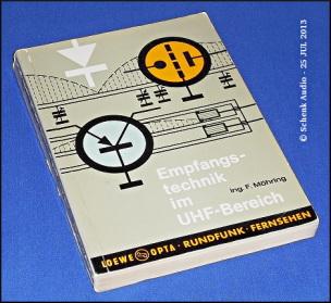 Ing. F. Moehring - Empfangstechnik im UHF-Bereich