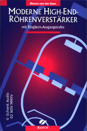 Menno van der Veen - Verstärker mit Ringkerntrafos