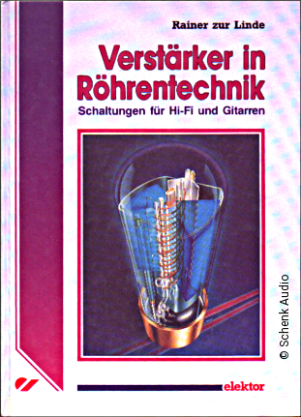 R. zur Linde - Verstärker in Röhrentechnik