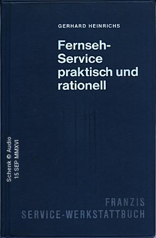 Gernhard Heinrichs - Fernsehservice, Methode Heinrichs