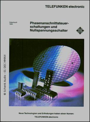Telefunken - Phasenanschnitt - Nullspanungsschalter - 1984