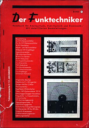 Werco - Der Funktechniker - Katalog 1967