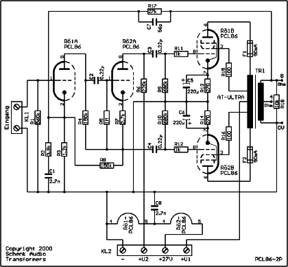 Pcl86-2p - 2000_Schaltplan