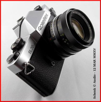 Rolleiflex SL35 - SW-Foto