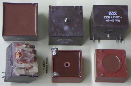 Speicherdrosseln - Vacuumschmelze (VAC)