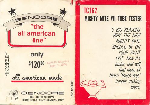 TC162 - Leaflet, außen
