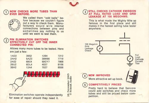 TC162 - Leaflet, innen
