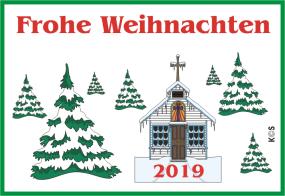 Weihnachten JogisForum 2019