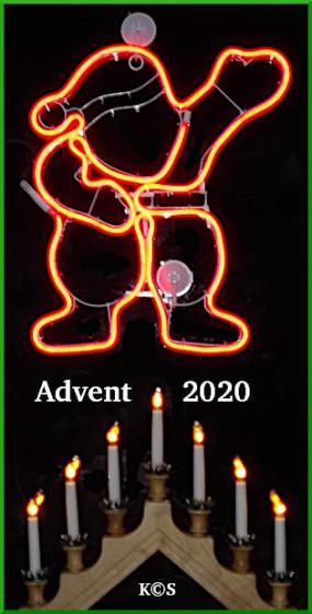 Advent 2020 - Weihnachtsmann