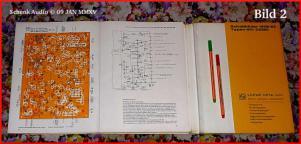 Loewe Opta - Fernsehgeräte-Schaltungen 1958-63 - Geöffnete Mappe